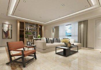 保利国际四居室 160平米新装饰主义