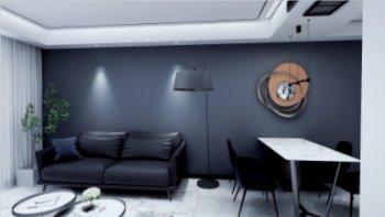 君尚城现代客厅