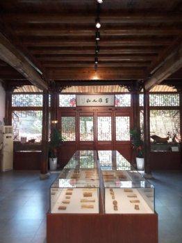 竹郷非物质文化遗产馆完工实图
