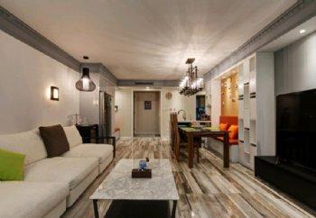 盛世天城三居室 89平米现代设计