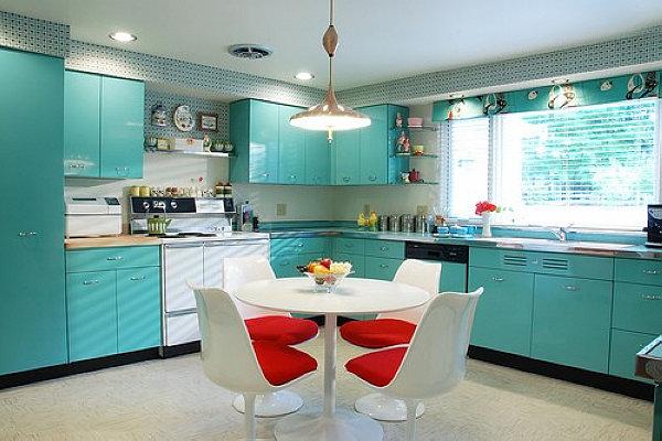 色彩搭配打造至in厨房