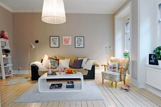 92平米现代和摩登的完美结合公寓
