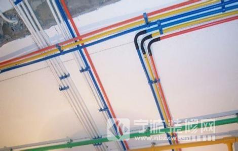 水电施工是家庭装修的基础,宁波装修网今日为广大业主详细描述水电