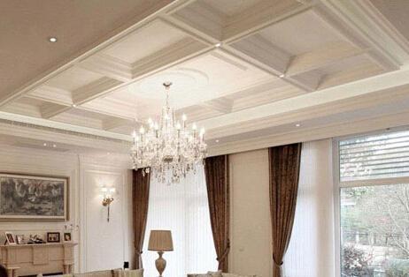 宁波家装客厅吊顶装修效果案例欣赏