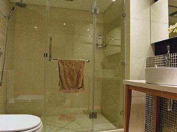【环保家居】浴室玻璃门如何清洁