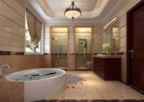 卫浴间装修 粘贴壁纸的五个原则