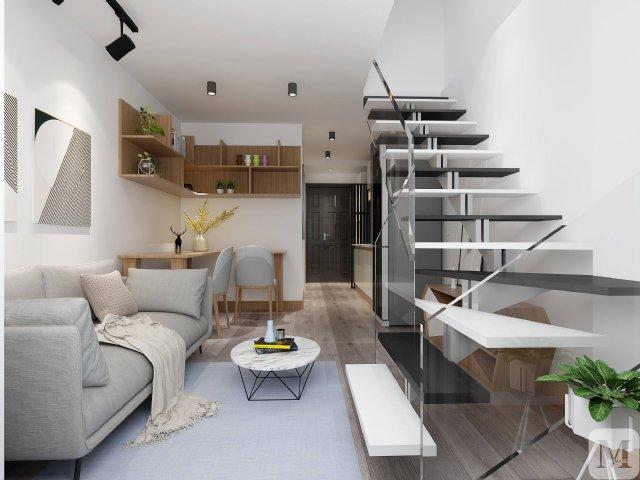 小户型房子装修怎么看起来显大?小窍门学起来