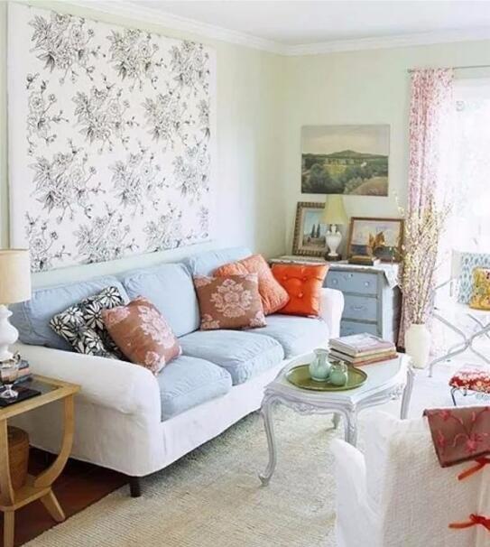 色彩至上 五种全新沙发墙配色方案