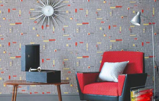那些你没见过的墙纸 让家瞬间有气质
