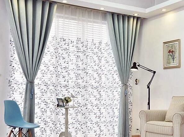 家居窗帘面料都有哪些种类?