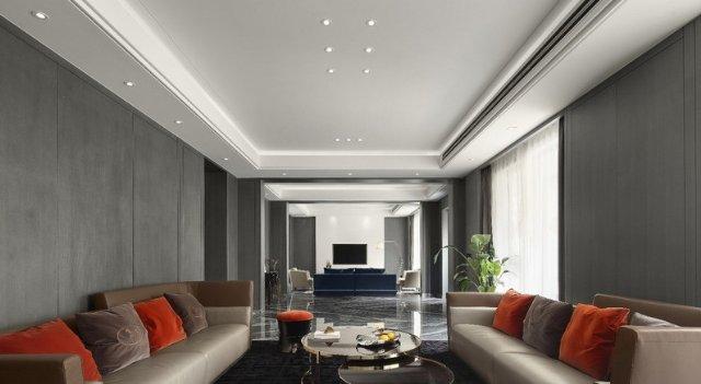 别墅轻奢装修,看设计师如何演绎不一样的高级