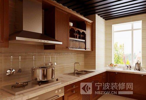 厨房小知识之厨房内的不锈钢柜体如何合理设计?