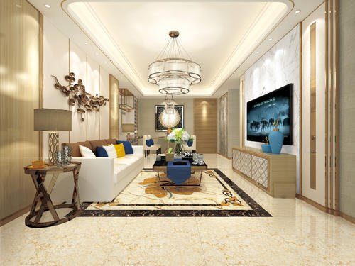 宁波装修网教您客厅装修用什么地板砖比较好?